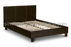 2017 latest hydraulic doble box bed frame