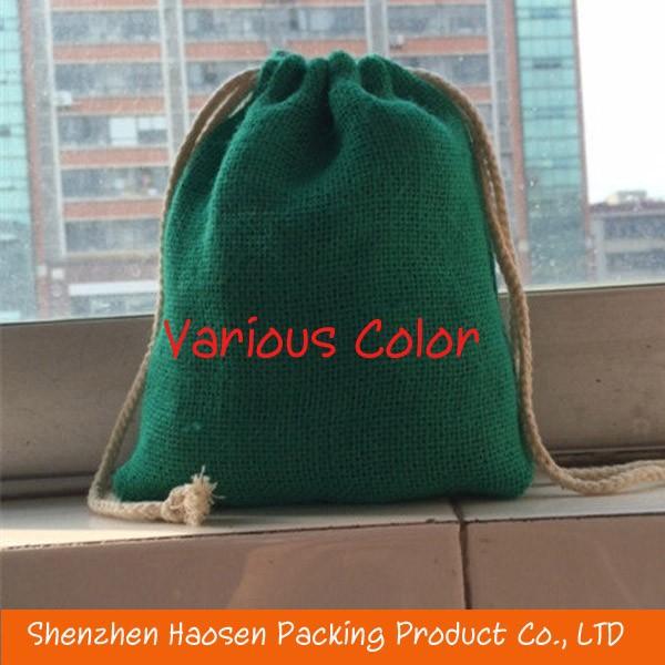 Decorative drawstring burlap bag buy drawstring burlap for Decorative burlap bags