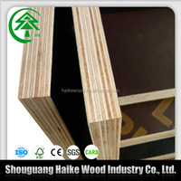 most competitive good core waterproof glue paper faced plywood,construction plywood,19mm thick plywood