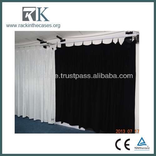motorized curtain rod/ curtain motor