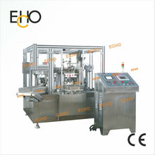 Rotary Packaging Machine for Pouch with Zipper (MR8-200)