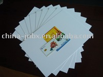 PVC film for offset printing(UV ink)
