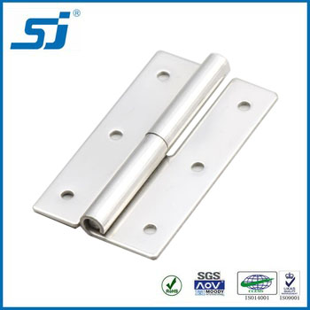 Adjustable rotary stainless steel 360 degree hinge for door or window