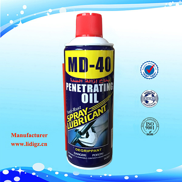 Hot Sale Good Price Penetrating Oil Spray, Quick Penetrating Solvent, Anti-rust Agent