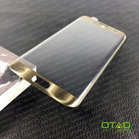 2016 newest mobile phone accessoriesfor samsung s7 edge tempered glass wholesale