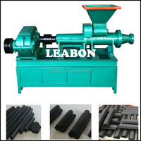 Screw Type Cheap Price BBQ Charcoal Briquette Machine