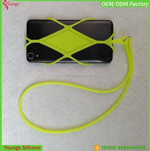 Silicon Soft Exclusive Universal Elastic Frame Covers for smart phones, iphone 4/5//6/s