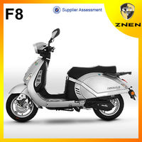 ZNEN MOTOR -- F8 two stroke & four stroke patent EEC EPA DOT 50cc 125cc 150cc gas scooter