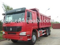 Howo tipper truck SINOTRUCK 6*4 on sale