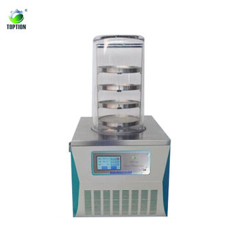 Toption promotional snake venom vacuum freeze dryer with small capacity
