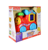 Fisher Price Laugh & Learn ABC Train Light Up Numbers Letters Sing-Along Songs