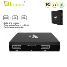 Ultra HD 4K mini pc Amlogic S905X Quad core Media player Kodi Android 6.0 TV box