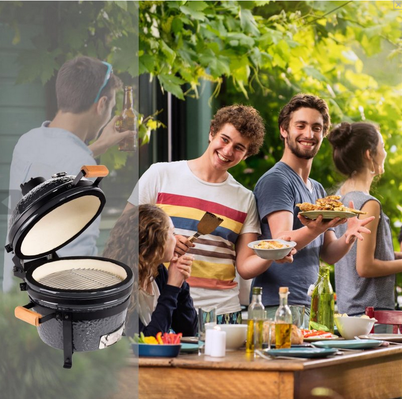 2019 Top-rated Patio BARBECUE Grill/16 Pollici Finestra BARBECUE Grill