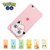 New Hot Selling PC TPU Team Valor Mystic Pokeball Pikachu Pokedex Pokemon Go Case for iPhone