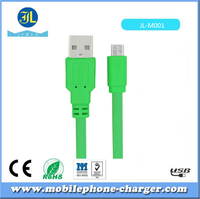 Factory price1m 2m 3m customized usb data line micro usb phone charging cable