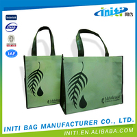Low price hot sale custom trolly shopping bag