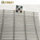 Stainless Steel Wire 1.5mm Cable Mesh With Rope 0.75mmx4 For Decorative Divider