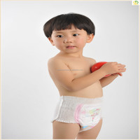2016 new breathable Disposable printed Absorbent sleepy baby diaper