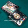 5 In 1 Roulette Set, Roulette,Poker,Blackjack,Craps,Poker Dice