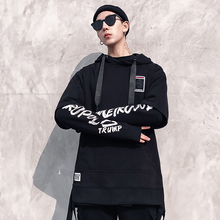 high quality no zipper plain pull over hoodie