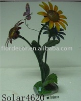 solar artificial flower(solar4620)