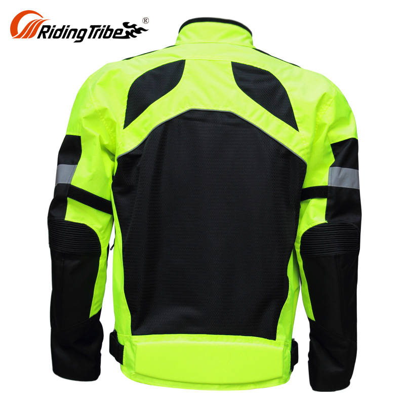 First Racing Man Leather Embroidery Brand Logo Motorcycle Airbag Jacket
