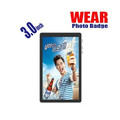 2.0inch wear photo viewer photo frame /advertising players/photo name badge/bluetooth photo frame