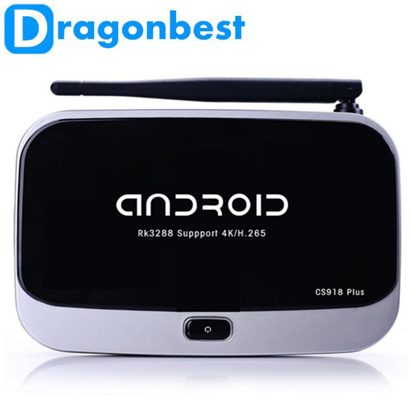 Factory Cs918 Plus Rk3288 Qud Core 2G 8G Packing Box Lcd Tv, Android Tv Box