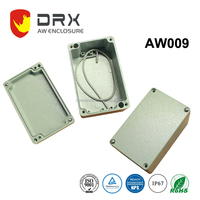 Aluminum Outdoor Weatherproof Box Enclosure for Electronics