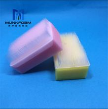 Factory price medical bristle scrub brush for medical using disposable surgical brush