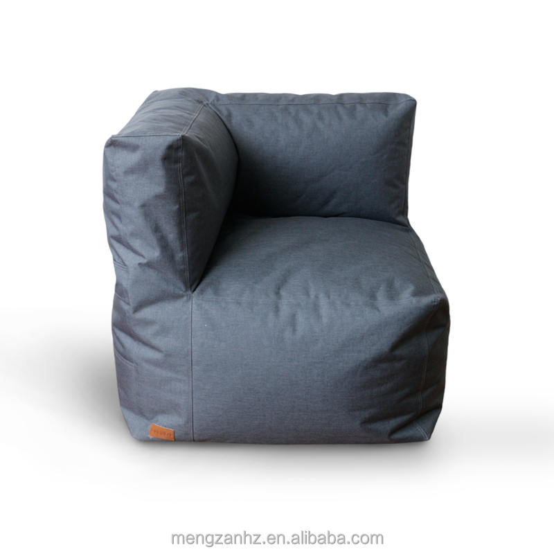 Elegant upmarket teenage bean bag recliner