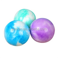 Beautiful cloud infaltable PVC ball toy