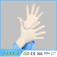 Nitrile Powder free rubber glove