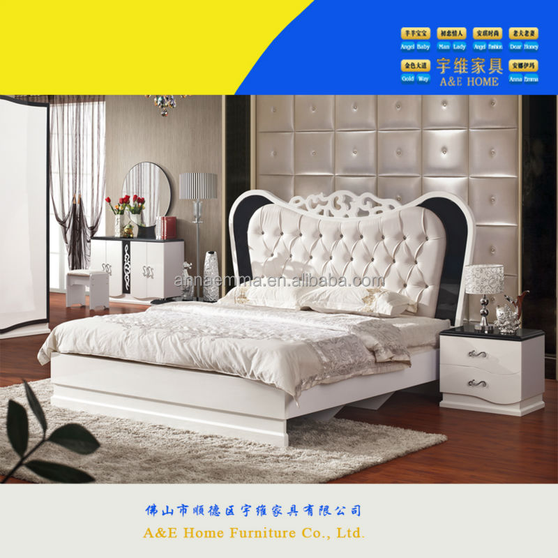 shunde furniture market wholesale cheap luxury classical bedroom sets