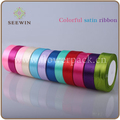 Double Sided Wholesale Satin Ribbon for Wedding