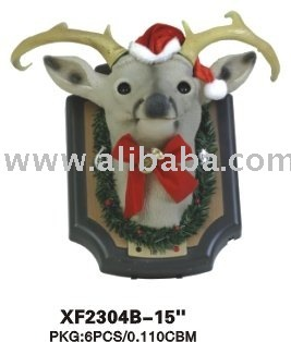 Singing Reindeer Battery Operated
