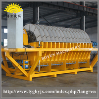 High Quality Sludge Dewatering Equipment Best for Liquid Solid Separation of Sludge