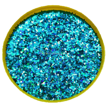 Competitive advantage price Holographic Blue Glitter Powder for Leather&Shoes