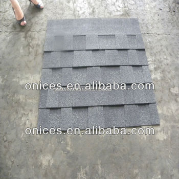 Black Laminated color roofing tiles