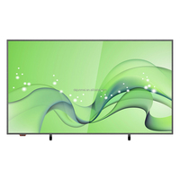 New design big size television 80 85 100 inch led tv