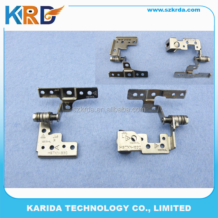 Computer spare notebook repair parts for HP DM4 Laptop LCD Screen Hinges