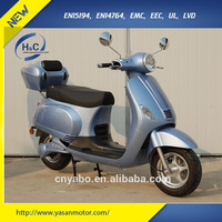2016 60V1500W EEC approval best electric scooter ROMA SUNNY for adults