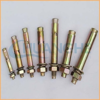 Hot sales fastener hollow bolts and nuts/expansion bolt