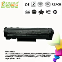 Laser Toner 285a Toner Cartridges for HP Laserjet p1102 (PTCE285A)
