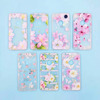 RZM New Flower Design 360 Degree case For iPhone 7 7 Plus 6 6S Plus Cases with Full Body Protective