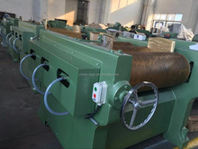 Cheap paste production three roll mill