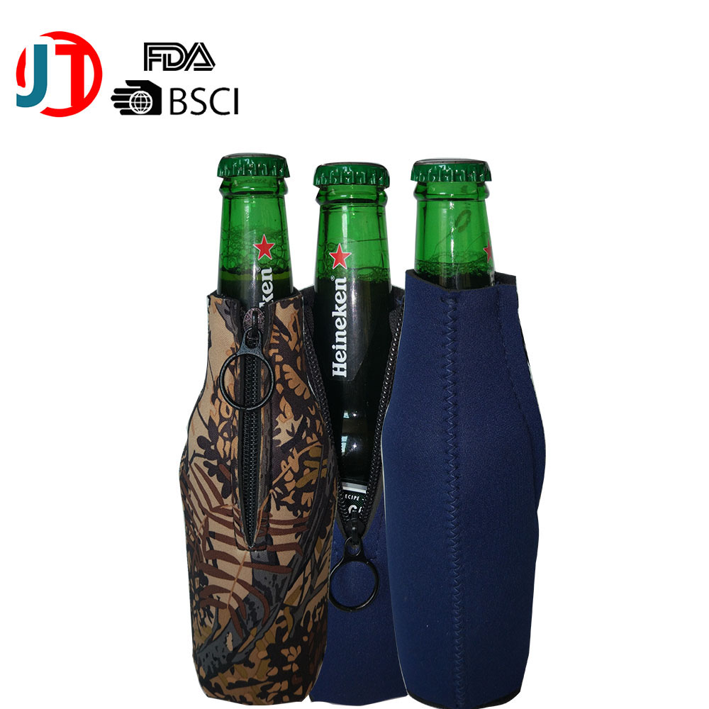 best-selling bottle neoprene insulated sling can cooler