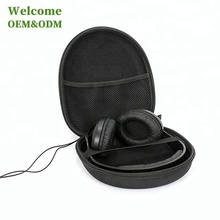 KID eco friendly portable carrying custom EVA headphone case
