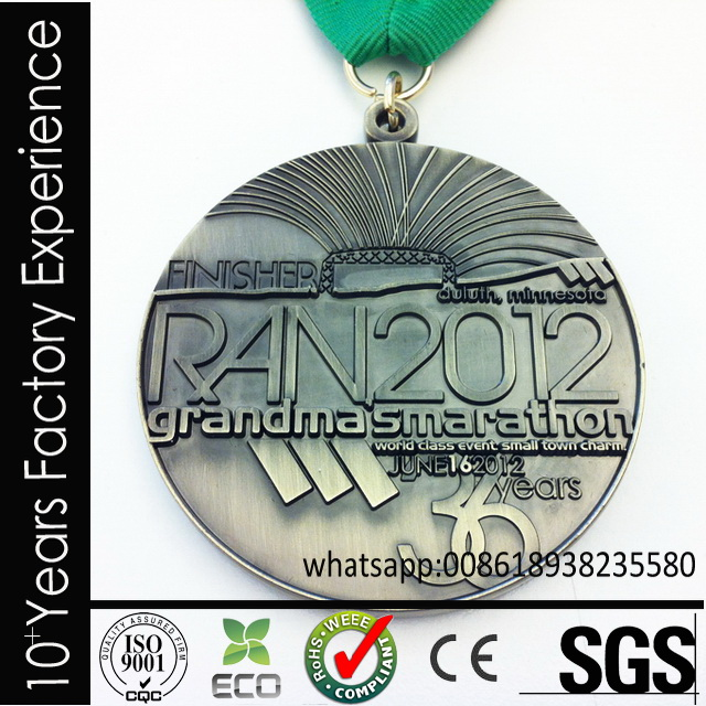CR-VV649_medal Hot selling law medal with ribbon with low price