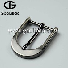 Good quality 35mm single pin buckles metal prong buckles for men's belt ZK-350675
